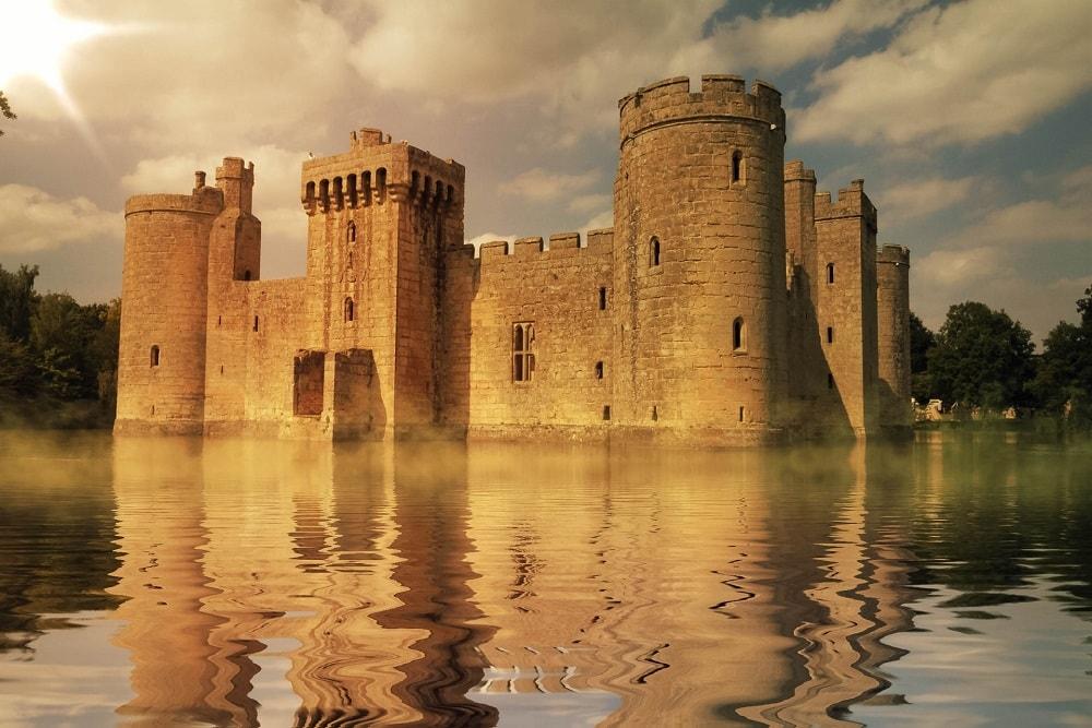 zamek - tytuł szlachecki na prezent