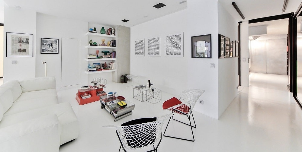 Salon w stylu skandynawskim – aranżacja