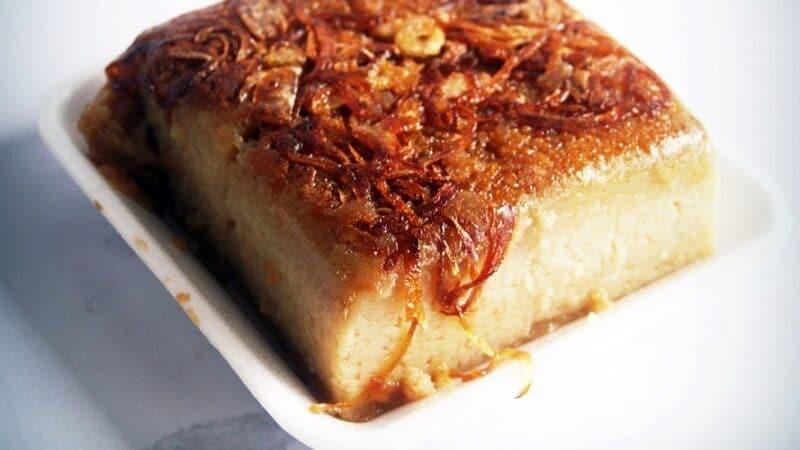 Fit ciasto z mąki kokosowej