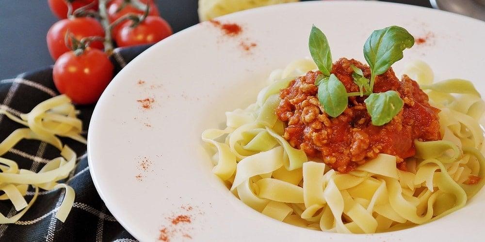 Fit Spaghetti Bolognese