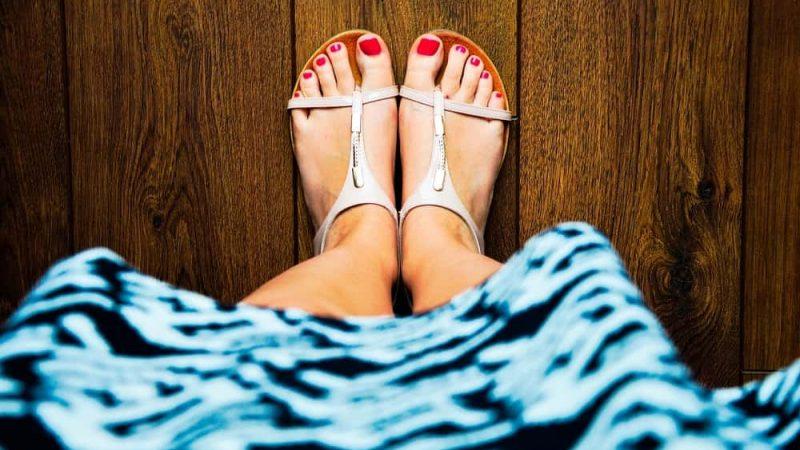 Sandały damskie – 4 najmodniejsze modele na lato 2021